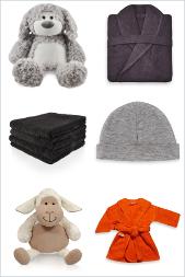 Bad, Baby en Pluche geschenken van borduurstudio Lemmer