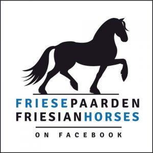 On-line shop van de collectie Friese Paarden / Friesian Horses on Facebook