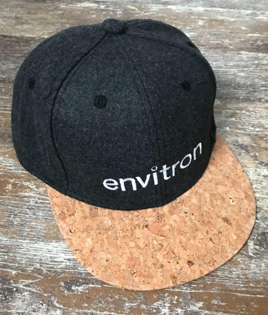 Bedrijfskleding, cap met logo, ZijHaven3 borduurstudio Lemmer