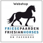 Logo Friese Paarden-Friesian Horses on Facebook